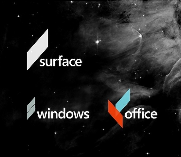 What Microsoft Should Be: An Independent Designer Reimagines Redmond #microsoft #office #surface #logo #windows