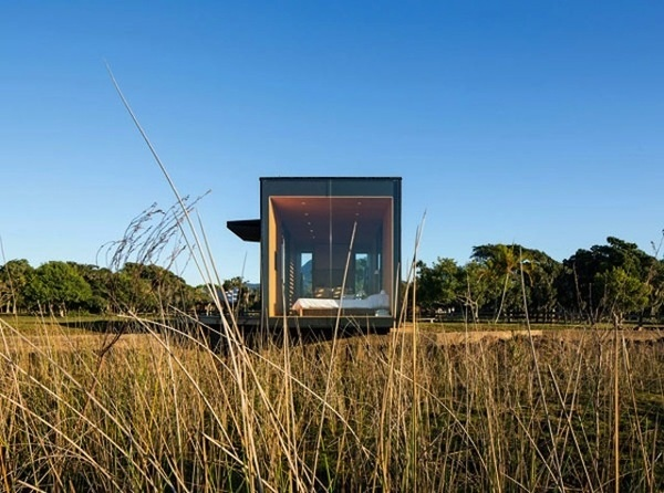 Prefab House Mini Moder5 #architecture