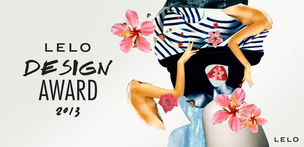 a journey of sensual exploration - LELO design award 2013 #fashion #collage #award #typography