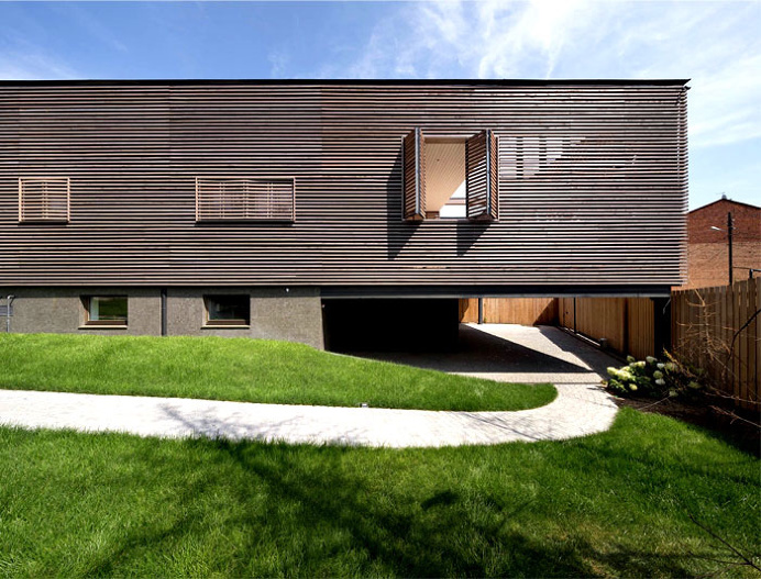 Ark House by Drozdov & Partners - #decor, #interior, #homedecor, #house, #home,