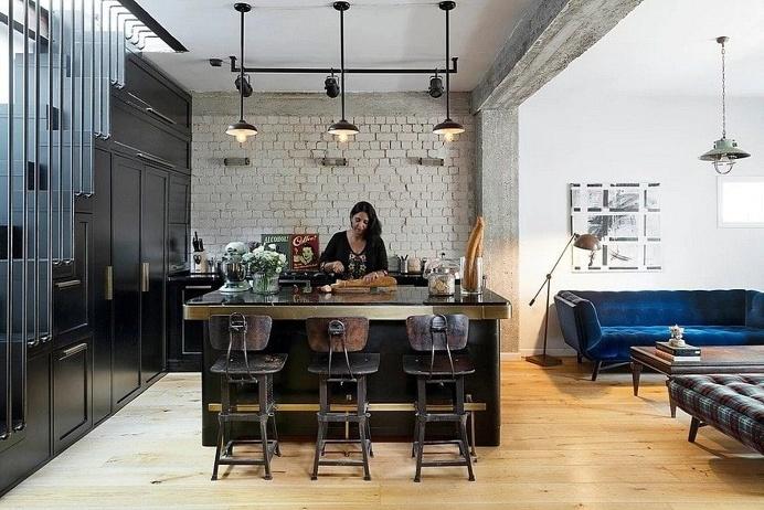 TLV Apartment by OMY Studio 6