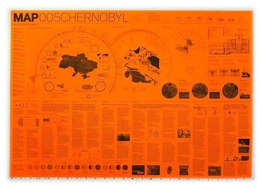 MAP #information #garcia #design #studio #chernobyl #david
