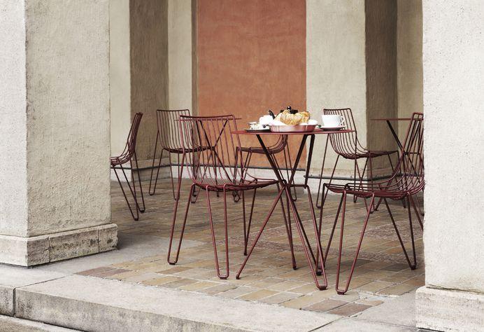 Tio outdoor chair designed by Chris Martin   twentytwentyone