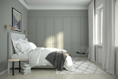 IKEA PAX Wardrobe Hacks That Look Seamless and Built-In | Apartment Therapy