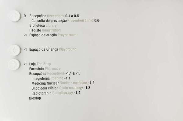 Studio Dumbar: Champalimaud Foundation Visual Identity #dumbar #studio #navigation