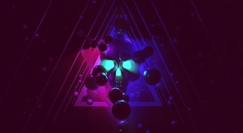 FFFFOUND! | All available sizes | Смотрящий | Flickr - Photo Sharing! #pop #pink #bubble #c4d #colorful #cinema #4d #skull