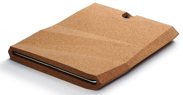 POMM iPad Case #ipad #apple #case #cork
