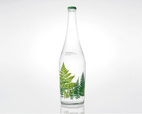 FFFFOUND! | » Blog Archive » Pati Núnez Associates: Fuensanta #packaging #water