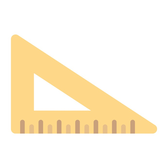 See more icon inspiration related to measure, drawing, geometry, set square, measuring, rulers, miscellaneous and Tools and utensils on Flaticon.
