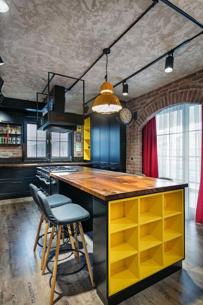 Industrial Style Duplex Residence in Antalya,Turkey: Y Loft 6