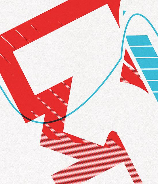 '30' #print #screenprint #typography
