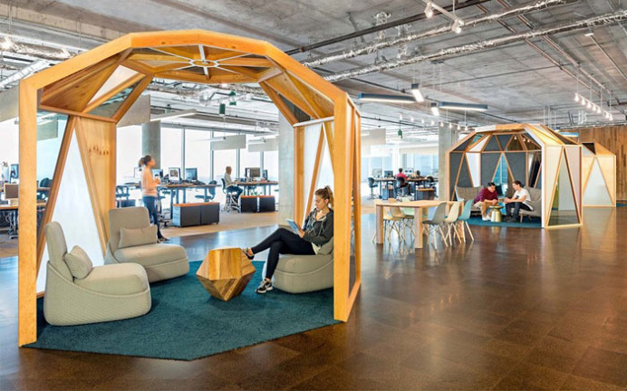 Best Office Design Creative Workspace Environment Images On