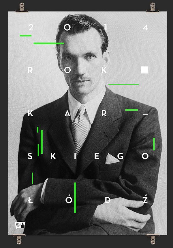 100th Anniversary of the Jan Karski's birth on Behance