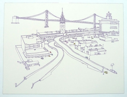 2010 #goldbaum #amos #san #illustration #francisco #drawing