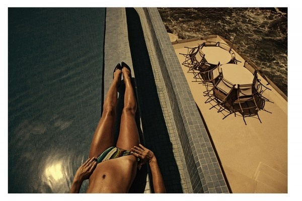 Acapulco_02 #pool #photography #woman