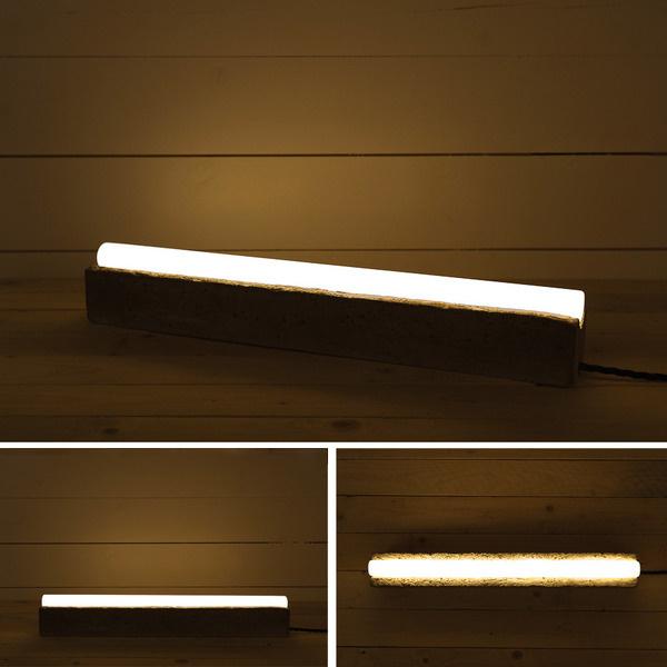 Concrete Lamps #light