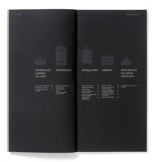 Graphic-ExchanGE - a selection of graphic projects #print #icons #black