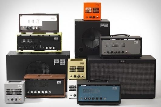 P3 Amplifiers | Uncrate #amplifiers