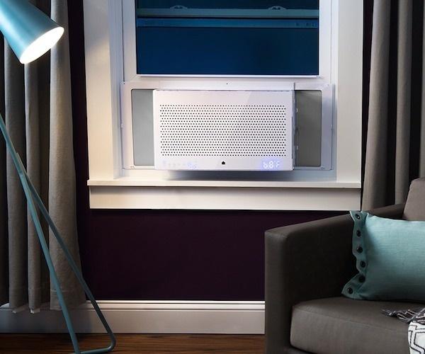 Aros Smart Window Air Conditioner #tech #flow #gadget #gift #ideas #cool