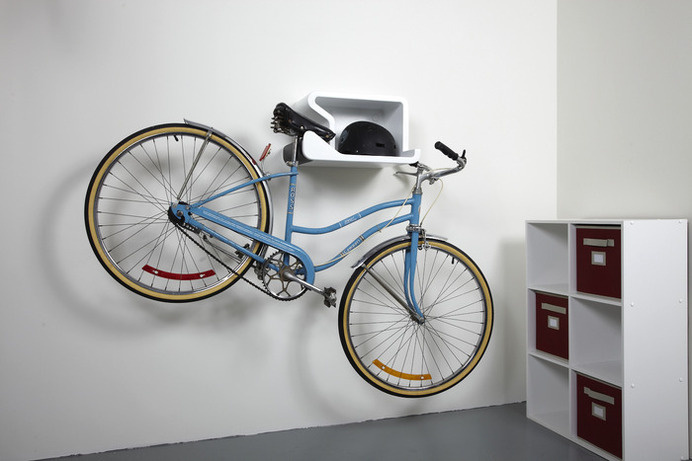 bike9 #interior #inspirational #creative #design #home #bike #rack #cool