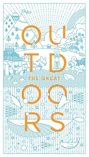 The Great Outdoors | Nicework Ramble