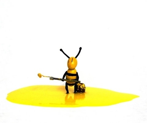 FFFFOUND! | All sizes | Messy | Flickr - Photo Sharing! #bee