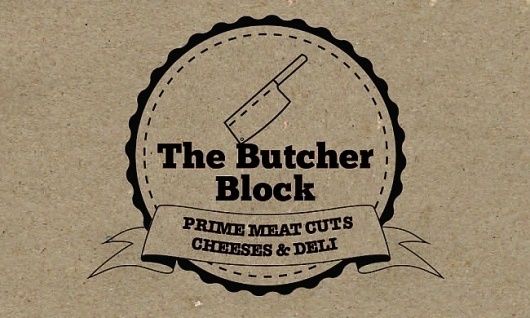 Logo design/branding for butcher shop and deli   Seek design - Interior, Exhibition & Graphic Designers, Dublin, Ireland #logo