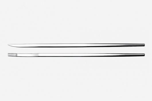 Talheres O2 #tableware #design #arajo #industrial #talheres #o2 #carvalho