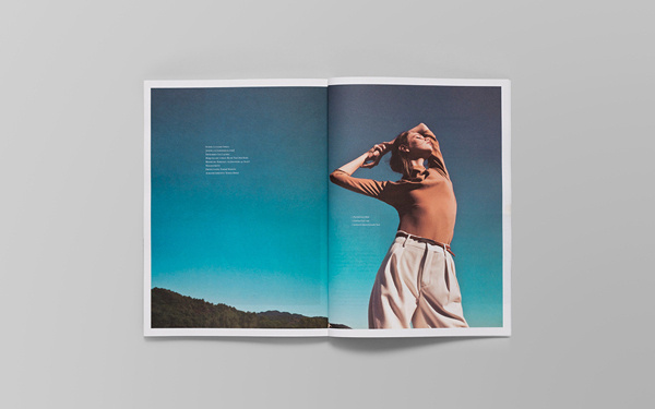 Código on Behance #anagrama #print #book #clean #minimal #layout #editorial #magazine