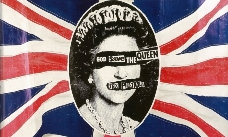 Il punk in mostra #punk #design #graphic #music #queen