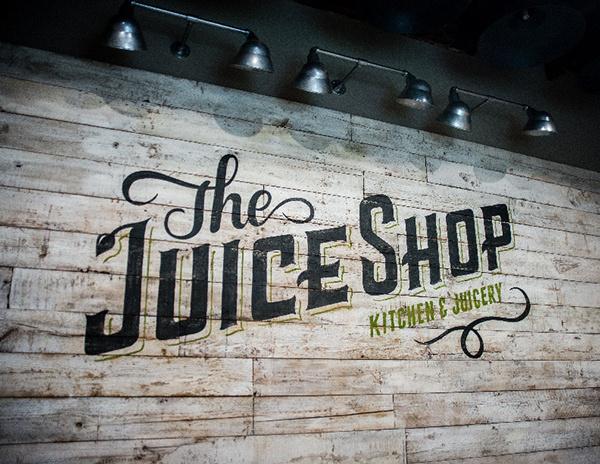 The Juice Shop - No Entry Design Josh Held Design #nyc #juice #branding #typography