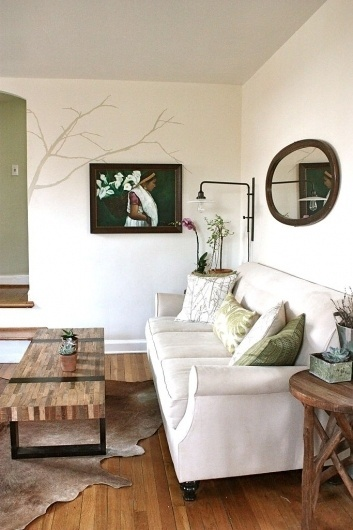Eclectic   Apartment Therapy #interior #decor