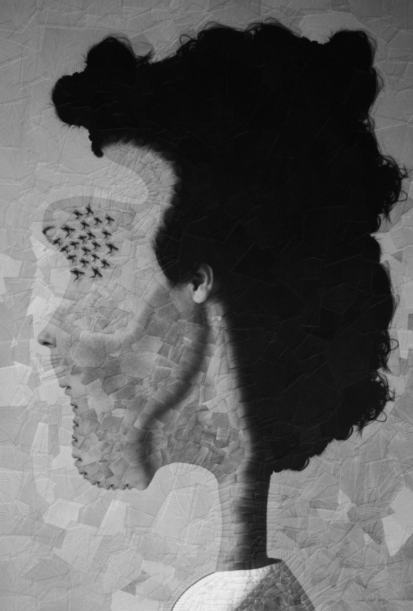 Lola Dupre | PICDIT #collage #art