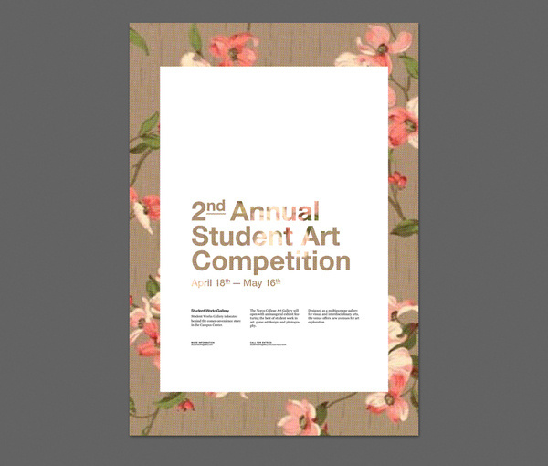 Zoom Photo #print #poster #typography