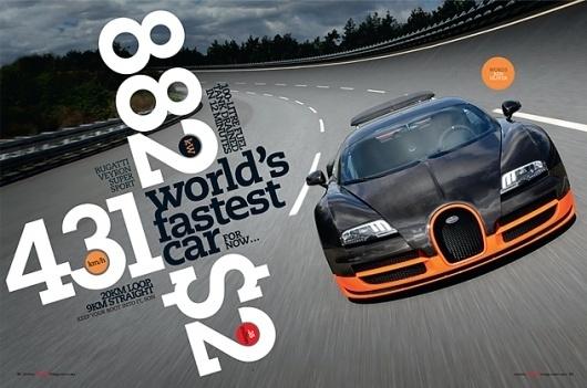 Gas Creative Print #fastest #veyron #car #431kmh #worldss