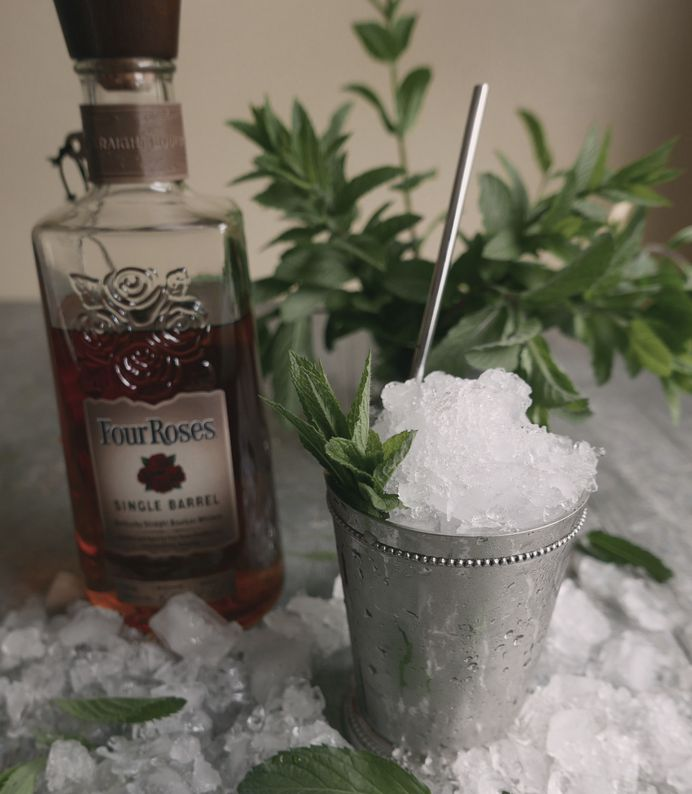 The Silver Dollar Mint Julep - Photo: Flickr / twinfountain