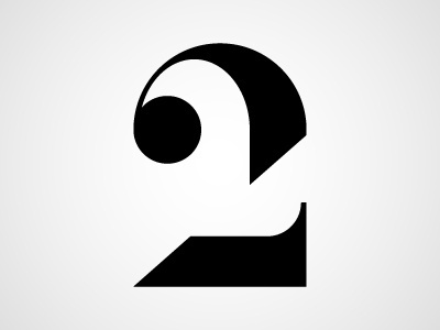 2_dribbble #number