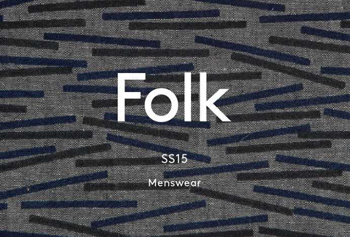 Folk Clothing by IYA Studio #logo #logotype