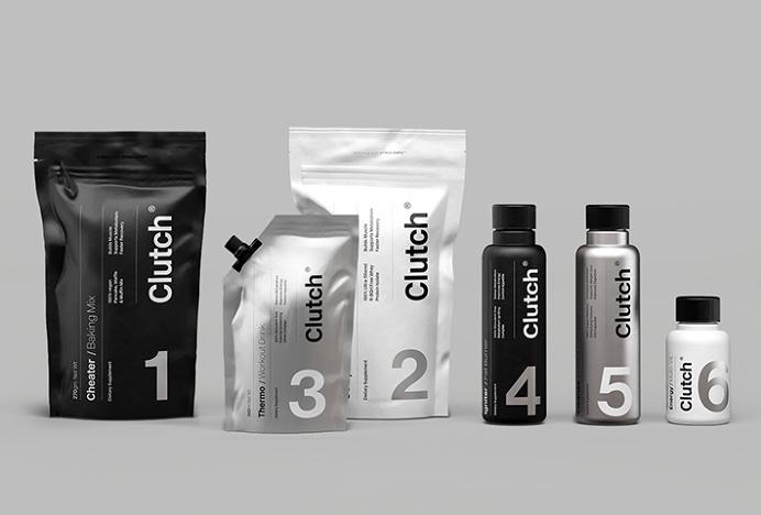 Clutch Bodyshop by Socio Design #packaging #bag