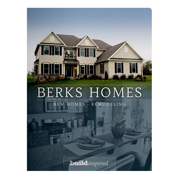 Berks New Homes Presentation Folder #realtor #home #real #realty #estate #folder #new