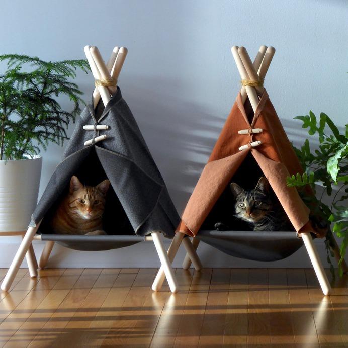 Tinker Adventure Cat Tent — minimalgoods