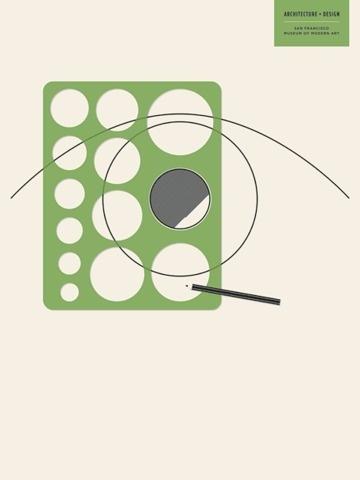 FFFFOUND!   JASON MUNN - SFMOMA - Architecture + Design - Poster #illustration