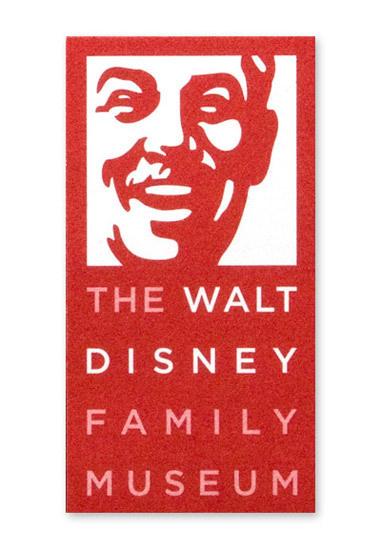 Studio Hinrichs | The Work: Walt Disney Family Museum #logo