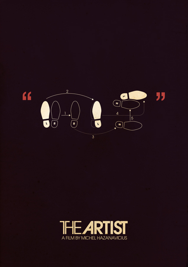 the artist tribute poster on the Behance Network #the #tribute #poster #film #artist