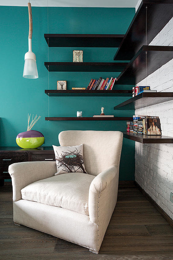 apartment in Moscow #interiordesign