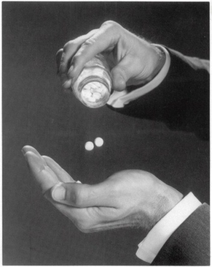 this isn't happiness™ (Breakfast of Champions), Peteski #pills #pour #medicine #catch #photography #vintage #hands