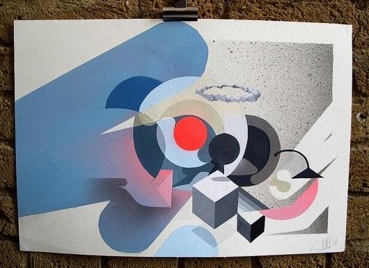 ROID / OPENING PHOTOS | Revok1 #graffiti #paint #illustration #painting #art #paper