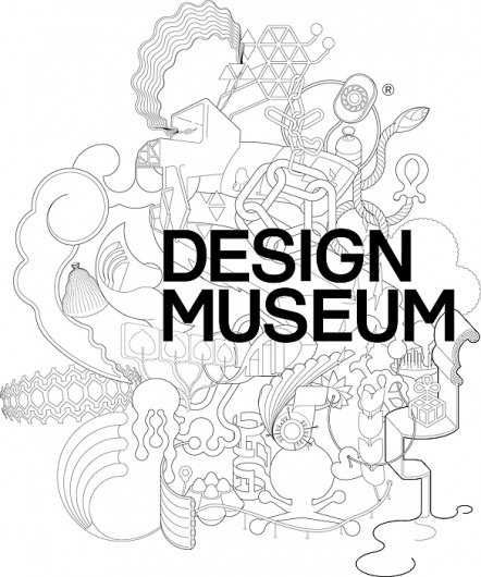 Design Museum – Identity 2003 | Identity | Graphic Thought Facility #identity #branding #museum