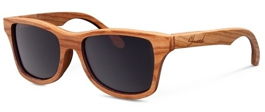 Photo Gallery #wood #sunglasses #grain #shwood
