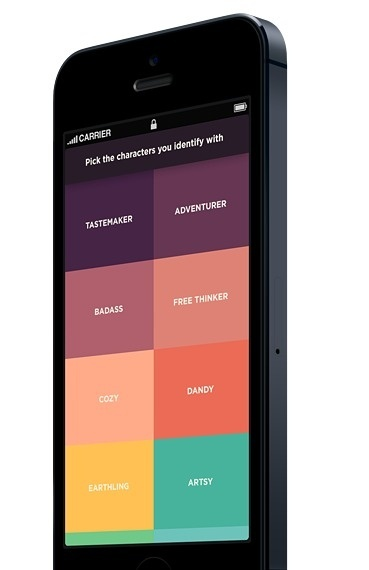 Discover new adventures #app #colorful #clean #travel #flat